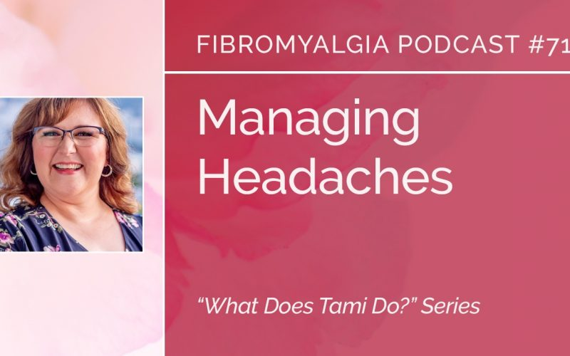 Fibromyalgia Podcast Tami Stacklehouse